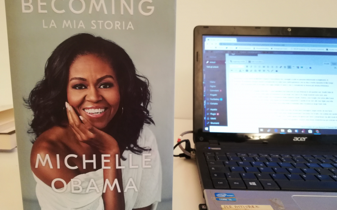 Becoming La mia storia di Michelle Obama