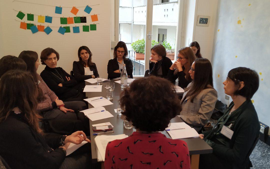 """""""Alla scoperta dei talenti delle donne"""": workshop per Sasol"""